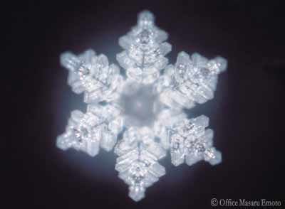 Water Crystal for Truth